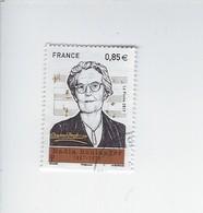 Personnalité Nadia Boulanger 5169 Oblitéré 2017 - Francia