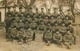 080320B - CARTE PHOTO PIERRON TARASCON - MILITARIA GUERRE 1914 18 Militaire Chasseur D'afrique Spahi - Guerra 1914-18