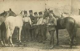 080320B - CARTE PHOTO MILITARIA GUERRE 1914 18  Chasseur D'afrique Cavalier - Tarascon - Guerre 1914-18