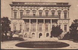 C.P.A.  - NICE - PALAIS DES ARTS - MUSEE JULES CHERET - LA FACADE - GILLETTA - Monuments, édifices