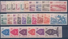 TOGO - 182/207  COMPLETE NEUF** COTE 25 EUR - Unused Stamps