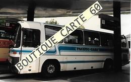 BUS AUTOBUS AUTOCAR - PHOTO 15X 9,5 –    PACIFIC CARS 44 SAINT HERBLAIN   (N°145) - Bus & Autocars