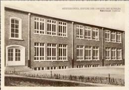 RIJKEVORSEL Centrum - Meisjesschool - Rijkevorsel