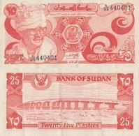 Sudan / 25 Piastres / 1983 / P-24(a) / AUNC - Sudan