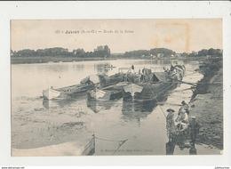 91 JUVISY BORDS DE LA SEINE CPA BON ETAT - Juvisy-sur-Orge
