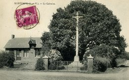 35 MONTERFIL Le Calvaire 1920 - Autres Communes
