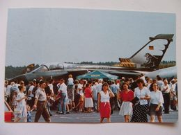 German Panavia Tornado  / Aero Show Bydgoszcz Poland 1996 Year - 1946-....: Era Moderna