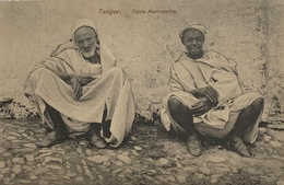 TANGER - Tipos Marroquies - Tanger