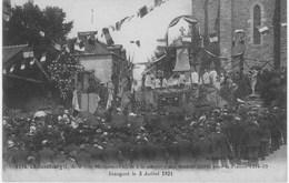 CHATEAUBOURG - Monument élevé à La Mémoire Des Soldats Morts Pour La France - Frankrijk
