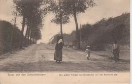 57 - GRAVELOTTE - LA PREMIERE MAISON VERS LA SCHLUCHT - NELS SERIE 107 N° 59 - Other Municipalities