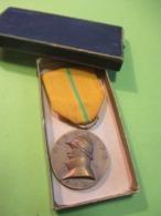 Médaille  Commémorative Belge / ALBERTUS  REX / 1909-1934/Fisch /1965-1975      MED340 - Belgium