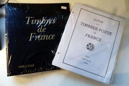 Album Timbres De France Yvert & Tellier Neuf Sous Film & Reliures Volume II Yvert & Tellier Amiens Intérieur à Jour 2002 - Albums & Reliures