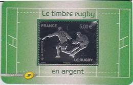 France De 2011 Timbre Argent  YT AA597 Neuf - Collectors