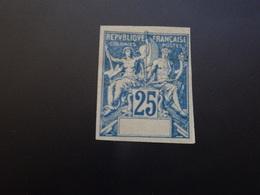 COLONIES Variété Sans Légende  Types Groupe SAGE  ND 1892 SG- Non Garantis - Francobolli