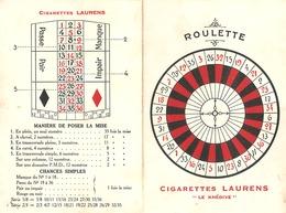 Reclame Cigarettes Ed. Laurens Le Khédive Roulette - Articoli Pubblicitari