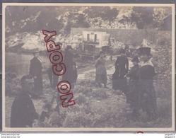 Au Plus Rapide Sortie à La Calanque De Sormiou En 1917 Restaurant Le Lunch - Lieux