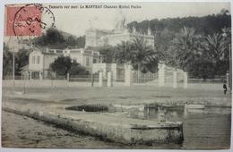 LE MANTEAU - CHÂTEAU MICHEL PACHA - TAMARIS Sur MER - Tamaris