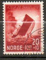 NORVEGE  Paquebot Irma 1944 N° 259 - Norvège