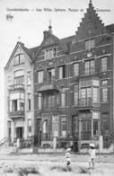 Oostduinkerke - Les Villas Sphynx, Nestor Et Simonne (animée Edit Gauquié Star 1910) - Oostduinkerke