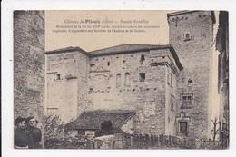 CP 32 Chateau De Plieux Façade Nord Est - Autres Communes
