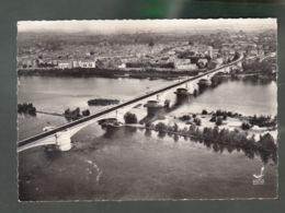 CP (13) En Avion Au Dessus De ...  Tarascon - Pont Du Chemin De Fer Sur Le Rhône - Tarascon