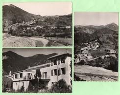 3 CPSM - CLAMENSANE - Vue Générale + Hôtel Roux - - Autres Communes