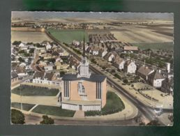 CP (14) En Avion Au Dessus De ... May-sur-Orne  -  Eglise - France
