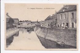 CP 14 ISIGNY La Riviere L'Aure - France