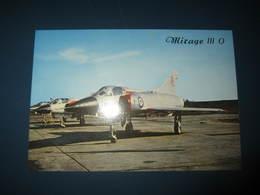 Carte Postale Avion MIRAGE III O - 1946-....: Ere Moderne