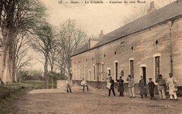 Guise-la Citadelle-casernes Du Côté Nord-bon état - Guise