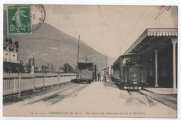PIERREFITTE Le Départ Des Tramways De Luz Et Cauterets - France
