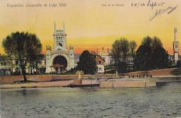 CPA écrite - Belgique - Liège - Exposition Universelle 1905 - Luik