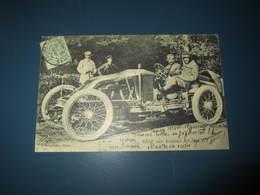 Carte  Postale Automobile SISZ Sur Voiture RENAULT - Altri
