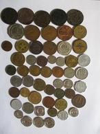 Amériques: 55 Pièces Différentes - Monnaies & Billets