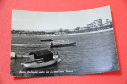 Varese Sesto Calende Visto Da Castelletto Ticino 1968 - Varese