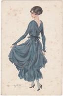 GOLUE : à Confirmer : Femme élégante : ( Italie N° 893 - 3 ) - Illustrators & Photographers