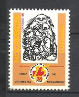 MOZAMBIQUE  1996  RED CROSS MNH - Mosambik