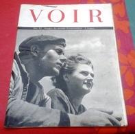 WW2 VOIR N°12 1944 De Paris à Bruxelles Déroute Allemande,Général Patton, Jeep, V2 Lancés Sur Londres,Pacifique - Newspapers