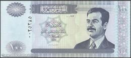 TWN - IRAQ 87 - 100 Dinars 2002 UNC - Iraq