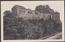 Ak EGER CHEB Blick Auf Die Kaiserburg Fotokarte Ca. 1930 - Sudeten
