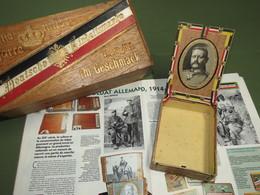 TRES BELLE BOITE PATRIOTIQUE ALLEMANDE 1914/18 !!! - 1914-18