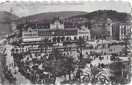 ! - France - Nice - Le Casino Municipal Et La Place Massena - 2 Scans - Monuments, édifices