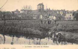 La Châtre - Vue Prise De L'Abattoir - La Chatre