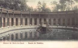 Melle Gent   Gand  Maison De Melle Lez Gand  Bassin De Natation  Zwembad In Openlucht           M 2180 - Melle