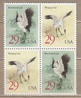 BIRDS Vogel Oiseaux USA 1994 Mi 2504-2505 MNH (**) #6222 - Grues Et Gruiformes