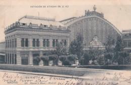 239899Madrid, Estacións De Atocha 1904 (ver ángulos) - Madrid