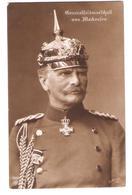 Germany - WW1 - Generalfeldmarschall Von Mackensen - Uniform - Guerre 1914-18