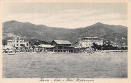 Alassio Lido E Hôtel Méditeranée - Savona