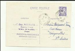 88 - Vosges - Val D'Ajol - Ets. G.Mermans - Magasins Réunis - Maison Du Prisonnier  - Publicité - - Autres Communes