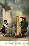 ALPHABET  LETTRE I - Cartoline